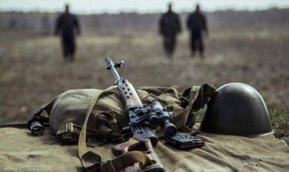 В районе ООС нашли тело погибшего украинского военного