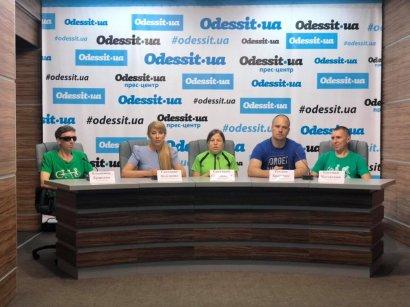 «Вижу. Могу. Помогу»: в Одессе пройдет велозабег для незрячих