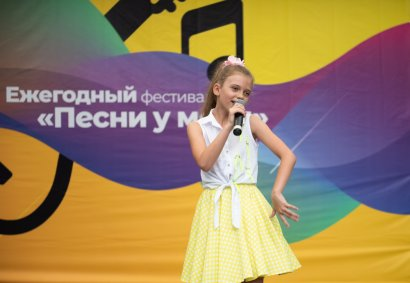 В легендарной одесской Ротонде состоялся полуфинал вокального конкурса «Песни у моря»