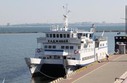 День моряка в Одессе: увлекательная морская прогулка и песенный концерт на борту теплохода «Хаджибей»