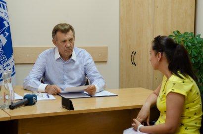 Помощь одесситам – Сергей Кивалов провел личный прием граждан