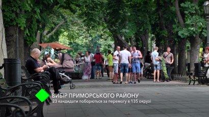 Выбор Приморского района: за победу в 135 округе поборются 23 кандидата