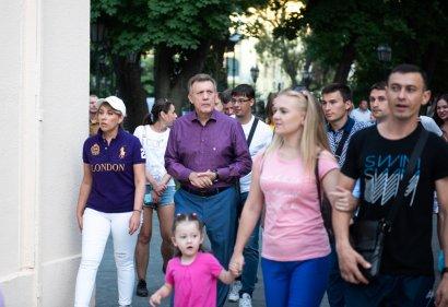 В Одессе отметили День молодежи