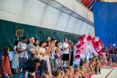 В летней Одессе состоялся Турнир по художественной гимнастике «Summer Star»-2019