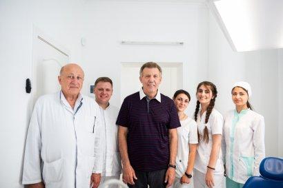 На протяжении двух лет одесситы получают бесплатную стоматологическую помощь
