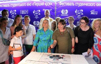 Сквозь смех и слезы: в Одессе прошел первый студенческий кинофестиваль