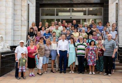 Поддержка людей с инвалидностью: Сергей Кивалов встретился с представителями общества слепых и глухих в Одессе