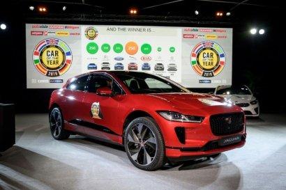 Jaguar инвестирует более миллиарда долларов в производство электрокаров в Британии
