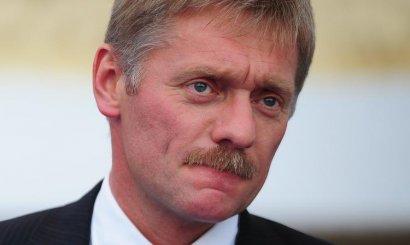 В Кремле назвали позором ругательства в адрес Путина на грузинском ТВ