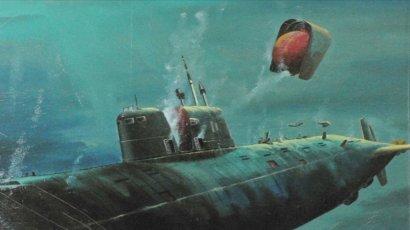 """Норвегия зафиксировала утечку радиации на затонувшей подлодке """"Комсомолец"""""""