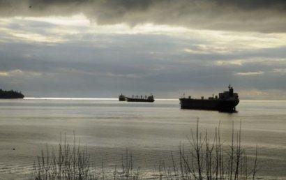 Катера Ирана пытались остановить британский танкер