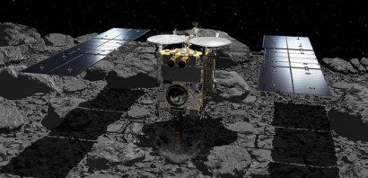 "Японский зонд ""Хаябуса-2"" повторно сел на астероид Рюгу"