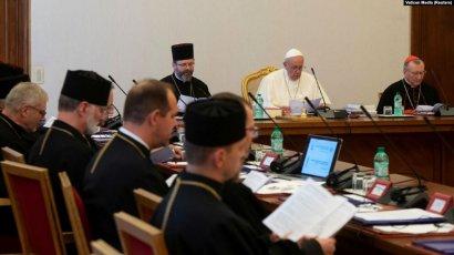 Папа Римский создал в Италии экзархат УГКЦ