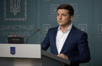 Зеленский инициировал расширение действия закона о люстрации