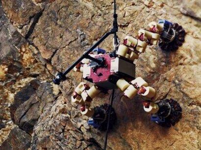 Робот покорил гору в американской Долине Смерти (видео)