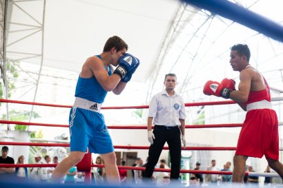 Одесса приняла 23-й Кубок по боксу памяти Семёна Трестина