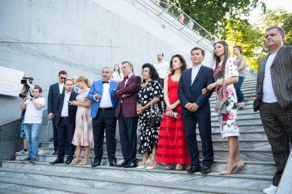 В Одессе прошла церемония награждения финалистов всеукраинского конкурса «ТОП 100: Будущее Украины. Дети»