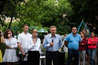Сергей Кивалов: Половина рабочего времени депутата должна проходить в общении с украинцами
