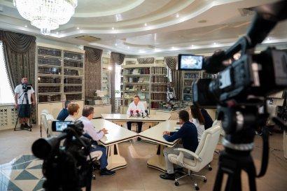 Сергей Кивалов встретился с ведущими журналистами Одессы и региона