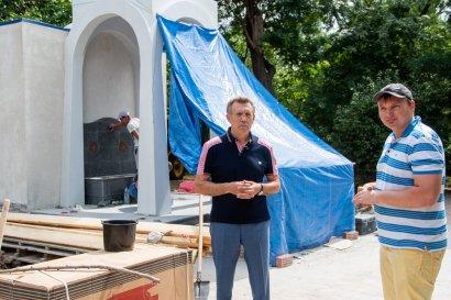 Новый источник с живой водой появится в Одессе уже 15 июля