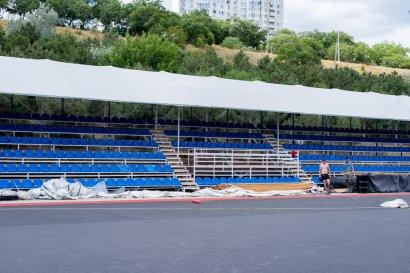 16 июля в Одессе откроется новый мультифункциональный спорткомплекс на самом берегу моря