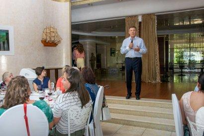 Одесская Юракадемия пригласила на День открытых дверей директоров и учителей школ Одессы и региона