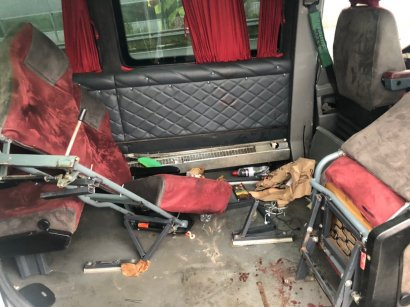 Под Киевом в ДТП с маршруткой трое человек погибли, еще 18 пострадали