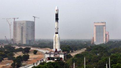 В Индии в последнюю минуту отложили старт лунной ракеты