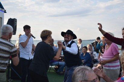 Очередная встреча с жителями Приморского района подтверждает: Кивалов – за Одессу