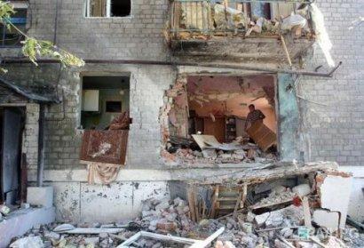 Украина собирается обязать РФ выплатить деньги, которые потратят на компенсацию за разрушенные на Донбассе дома