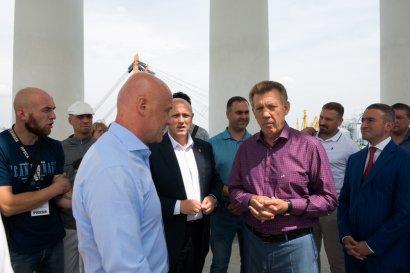 Завершение реставрационных работ и приближение открытия знаменитой Воронцовкой колоннады