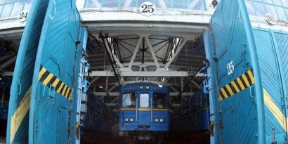 ЕБРР выделит 50 миллионов евро на вагоны для киевского метро