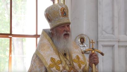 Митрополит Одесский и Измаильский Агафангел поддержал Сергея Кивалова и поздравил с днём ангела