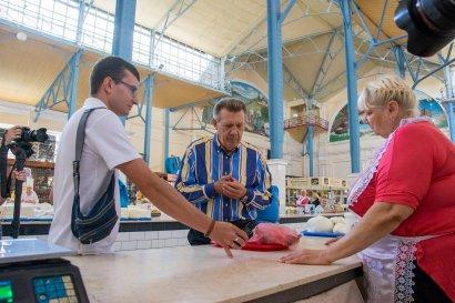 В гостях у народного депутата: на Новый рынок с Сергеем Киваловым