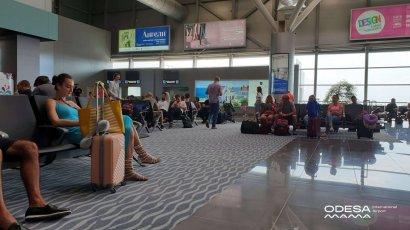 Сегодня, 29 июля, Одесский аэропорт завершил перевод внутренних рейсов «на вылет» в здание нового терминала