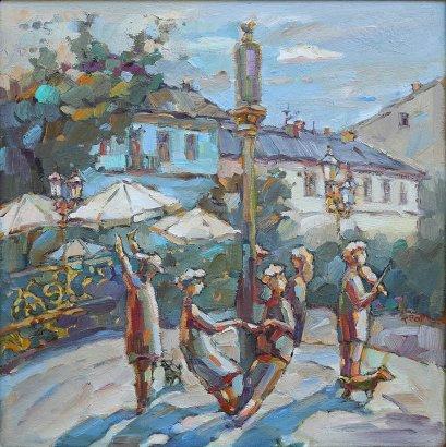 Выставка живописи «ГОРОД И ОКРЕСТНОСТИ»