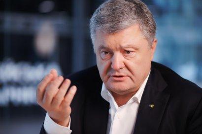 """Порошенко заявил о готовности пройти полиграф в эфире телеканала """"Прямой"""""""