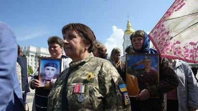 Bетераны ATO раскритиковали организацию марша защитников 24 августа