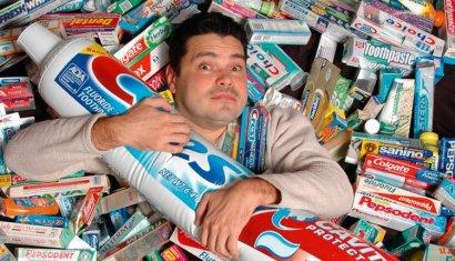 В Черноморске посадят одессита, который каждый день воровал зубную пасту в одном и том же магазине