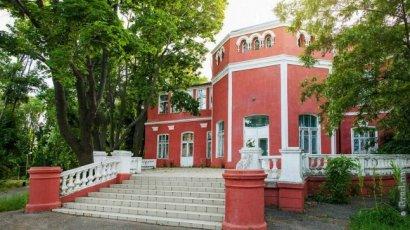 В старейшей здравнице Одессы состоялся «Горького фест»