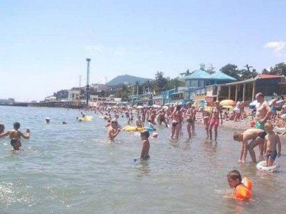 В Одессе запрещено купаться на пяти пляжах