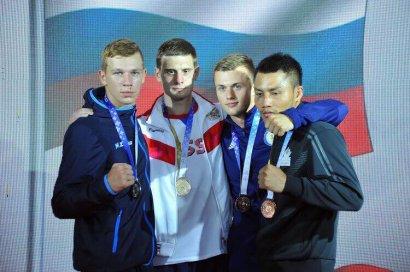 Студент МГУ Олег Гута завоевал серебро на чемпионате мира по Муэй Тай