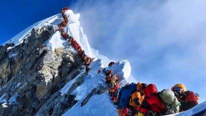 Непал планирует ужесточить требования к желающим покорить Эверест