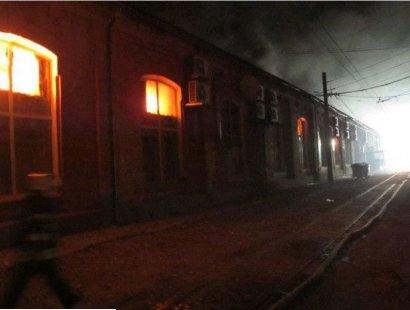 """В Одессе горел отель """"Токио Стар"""", 8 человек погибли и 10 пострадали"""