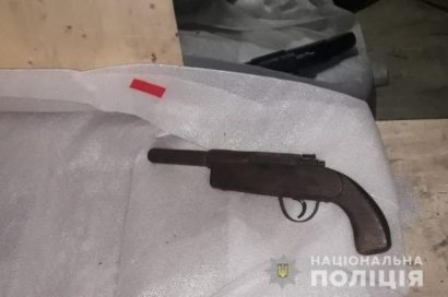 В Киевской области военный застрелил соседа