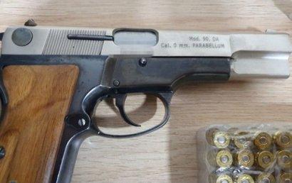 СБУ задержала бывшего бойца АТО за торговлю оружием