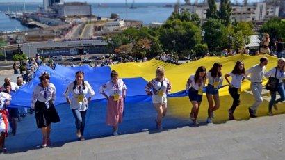 Одесса готовится к празднованию Дня Независимости Украины