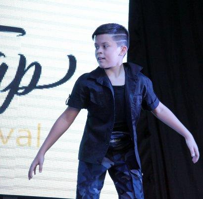 Открытие IV Международного фестиваля степа «Odesa Tap Day» .