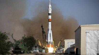 Россия запустила к МКС робота-космонавта