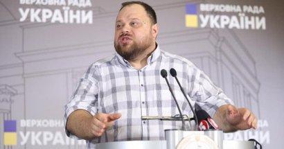 С 2020 года Рада может перейти на голосование по отпечатку пальца, – Стефанчук